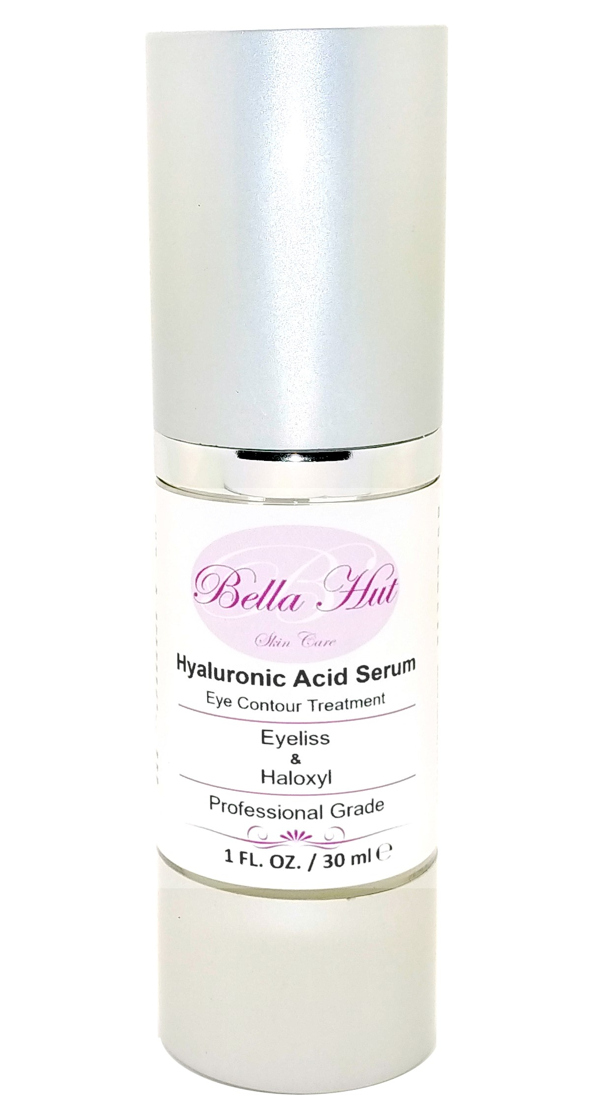 100% Hyaluronic Acid Serum with Eyeliss and Haloxyl