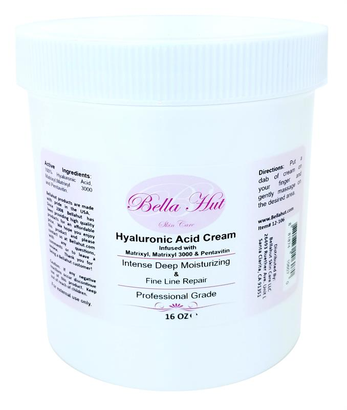 100% Hyaluronic Acid Cream with Matrixyl and Matrixyl 3000