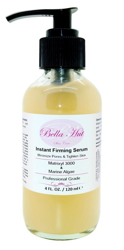 Anti Aging Serum with Matrixyl 3000 And Algae reduces wrinkles, fine lines and minimizes pores