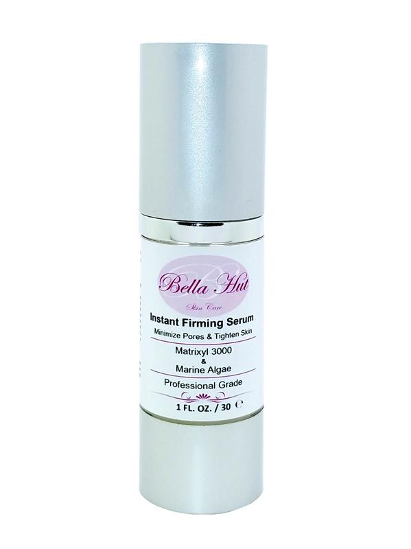 /Anti Aging Serum with Matrixyl 3000 And Algae reduces wrinkles, fine lines and minimizes pores