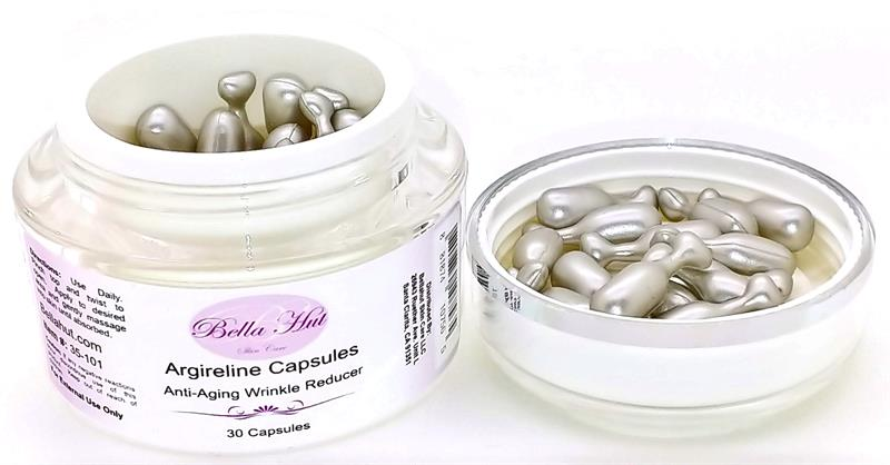 /Bellahut Argireline Skin Care Capsules For Reducing Wrinkles and Fine Lines