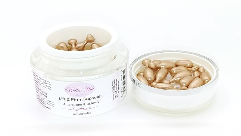 /Bellahut Lifting and Firming Skin Tightening Skin Care Capsules