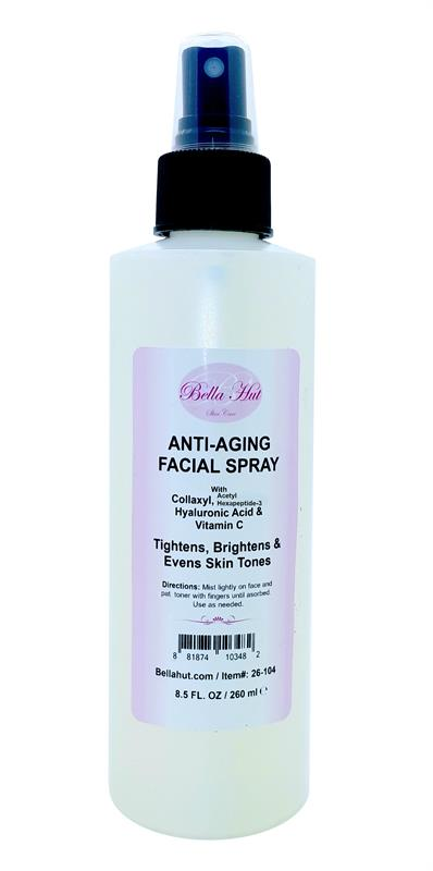 /Anti Aging Facial Spray with Collaxyl Acetyl hexapeptide-3 Hyaluronic Acid and Vitamin C