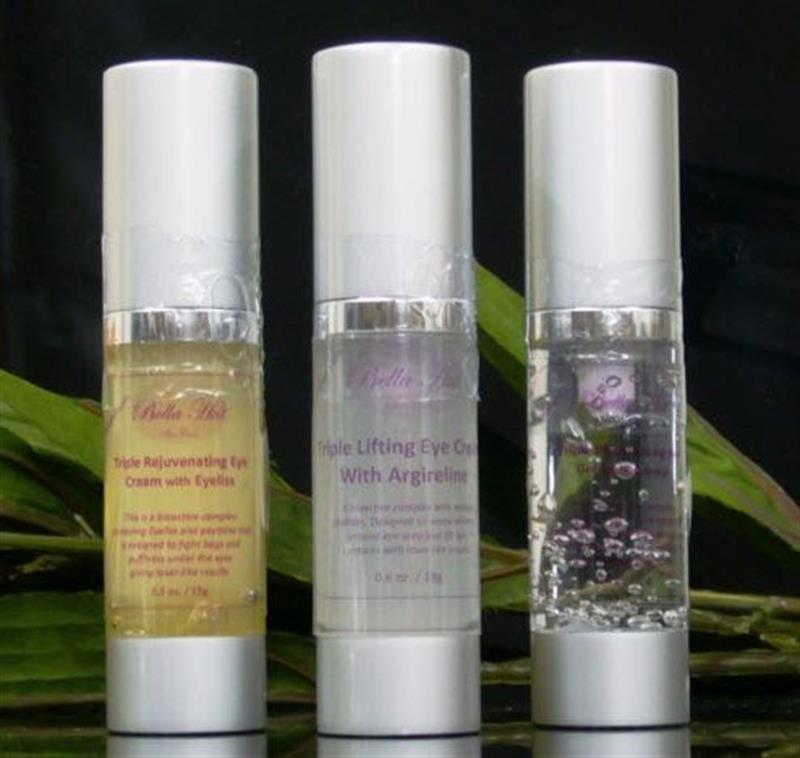 Eye Care Set with HALOXYL, EYELISS And ARGIRELINE Reduces eye bags and dark circles