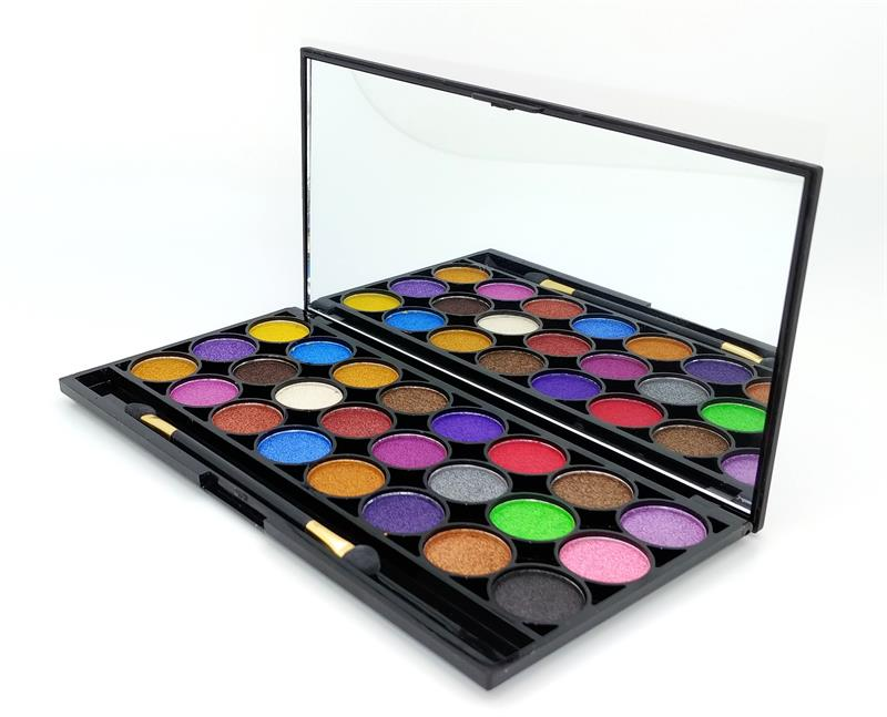 Miss Rose 24 color eye shadow pallet