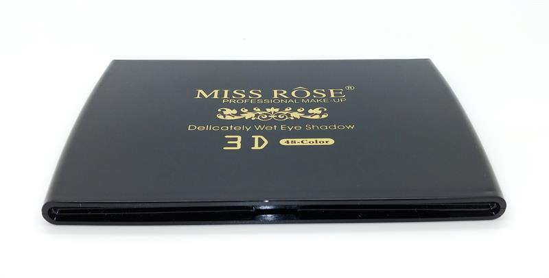 Miss Rose 48 color 3D eye shadow pallet