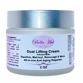 Anti Aging Cream with Squalane, Matrixyl,Renovage and Micro Algae Extract